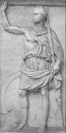 Estela de Polybius (Jona Lendering)
