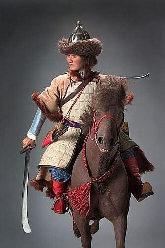 Attila the Hun (Peter D'Aprix)