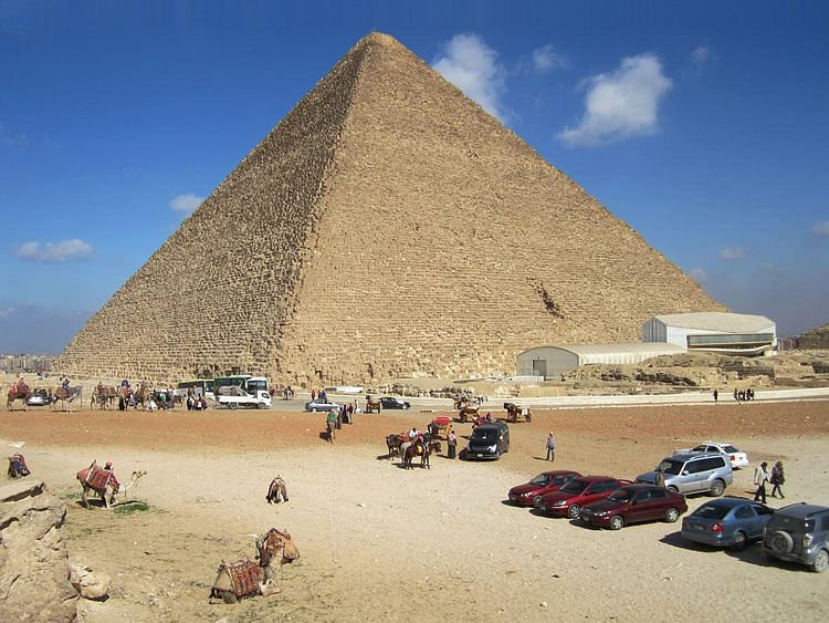 the great pyramids Egypt's great pyramid of giza—one of the wonders of the ancient world, and a dazzling feat of architectural genius—contains a hidden void at least a hundred feet long, scientists announced.