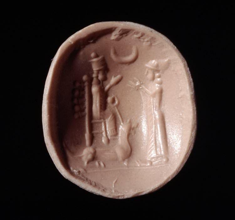 Gula (Los Fideicomisarios del Museo Británico)
