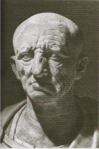 Cato the Elder (Artista Desconocido)