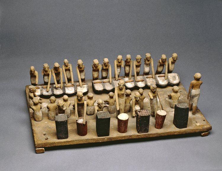 Egyptian Brewery (Los Fideicomisarios del Museo Británico)