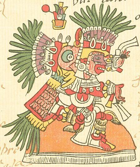 Tlahuizcalpantecuhtli (Unknown Artist)