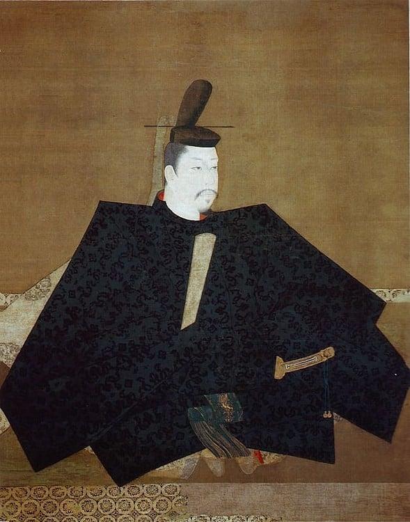 Minamoto no Yoritomo (Artista Desconocido)