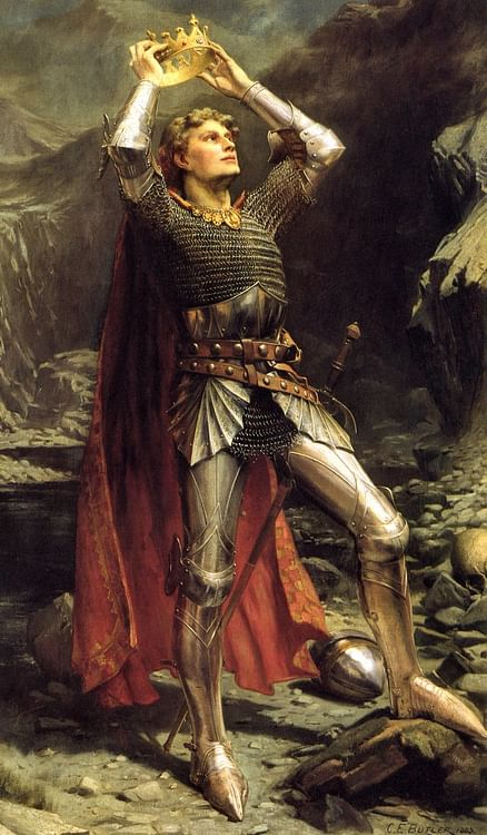 King Arthur (Charles Ernest Butler)