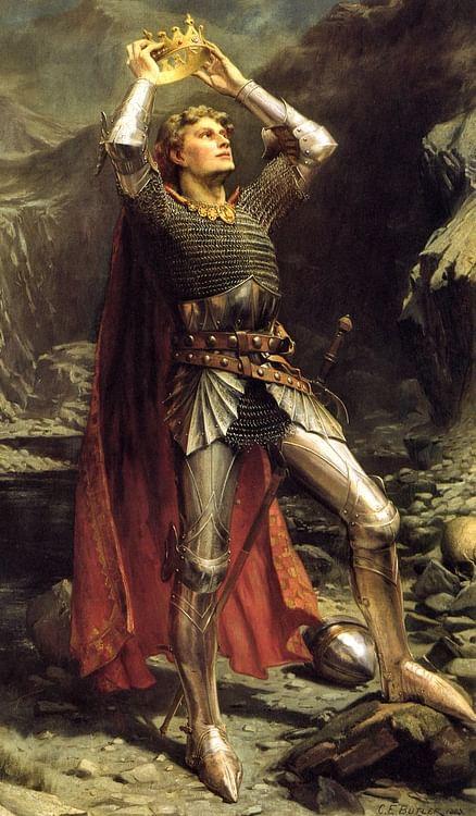 Rei Artur (Charles Ernest Butler)