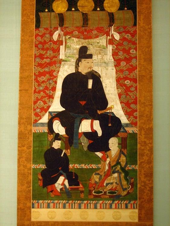 Fujiwara no Kamatari (Kingturtle)