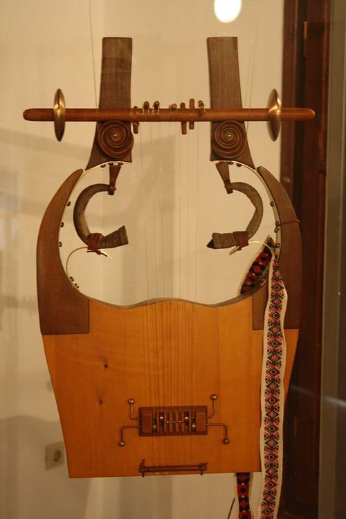 Kithara Greek Instrument