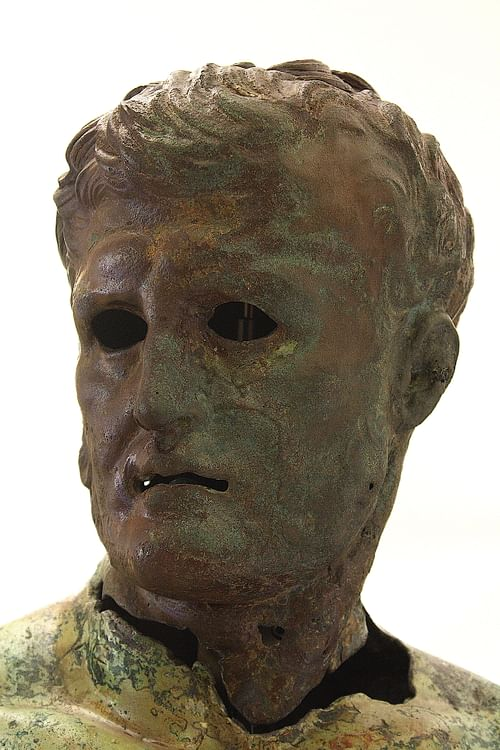 Príncipe helenístico, Brundisium (Jehosua)