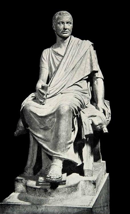 Marcus Claudius Marcellus (Artista desconocido)