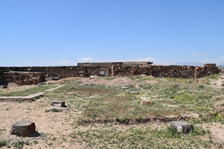 Ruins of Erebuni Fortress