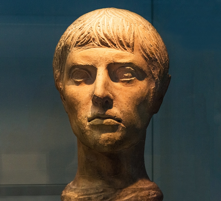 Etruscan Male Head