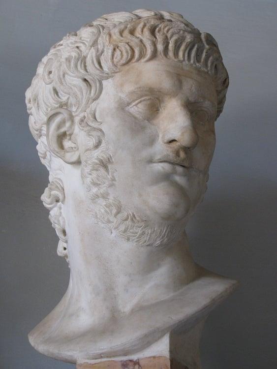 Emperador romano Nerón (cjh1452000)