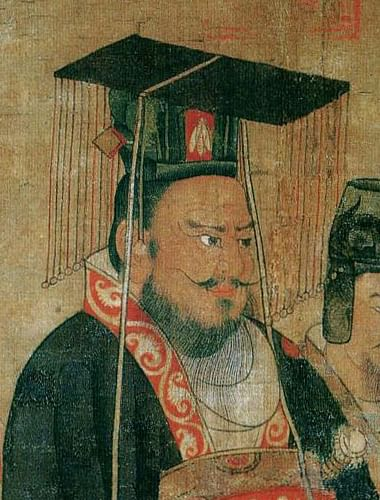 Emperor Wen of Wei (Yan Li-pen)