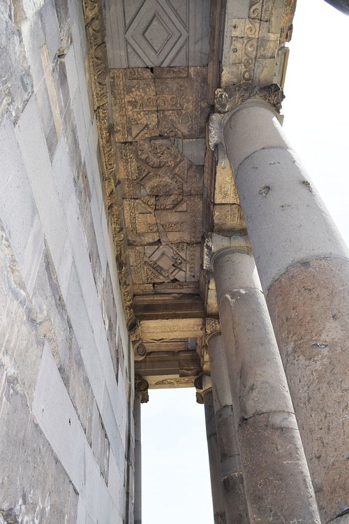 Ionic Columns at Temple of Garni