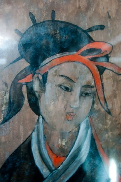 The Religious Ideas That Influenced Traditional Chinese Art Are