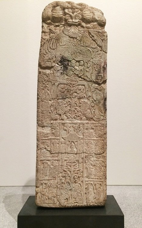 Buddhist Stele from Wei Dynasty China
