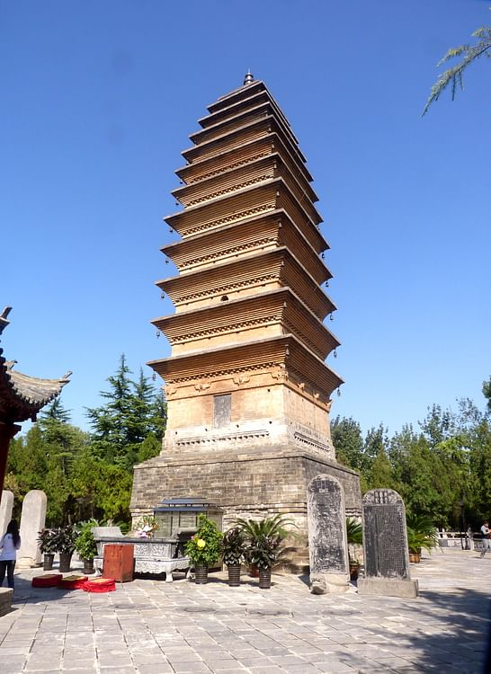White Horse Temple, Luoyang (Gisling)