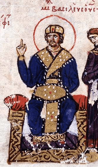 Michael III (Artista Desconocido)
