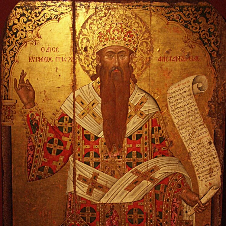 Saint Cyril Icon