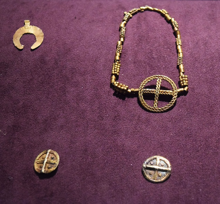 Ancient Jewelry from Armenia