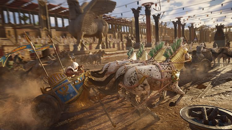 Ancient Chariot Race (Ubisoft Entertainment SA)