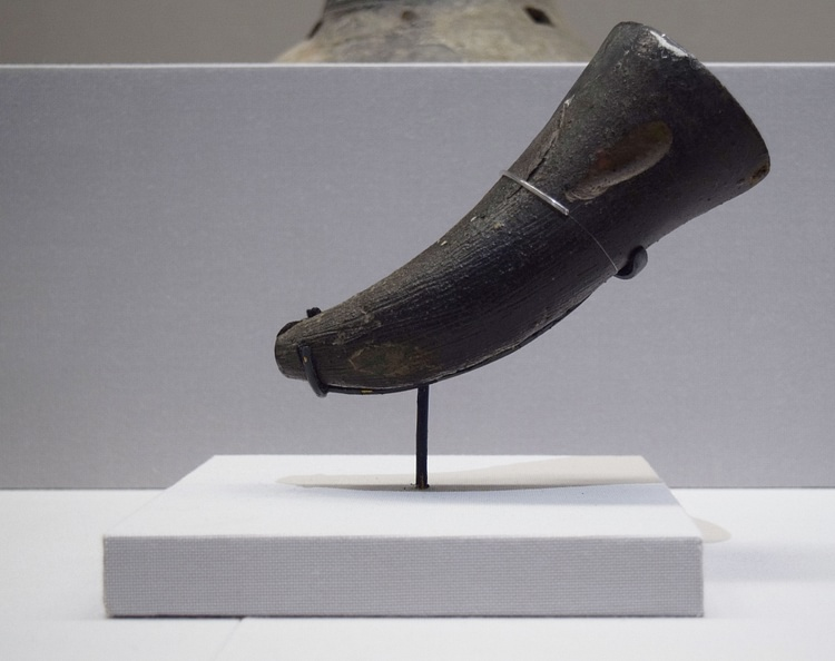 Horn-shaped Vessel from Japan