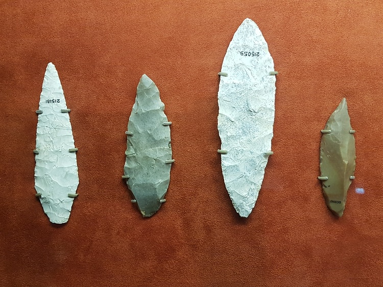 Solutrean Spear Points