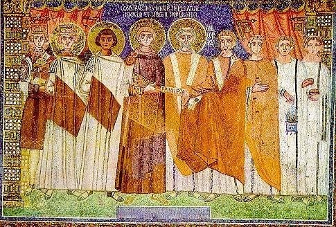 Constantine IV (Artista Desconhecido)