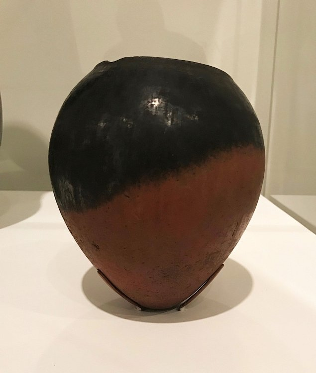 Ancient Egyptian Terracotta Vase