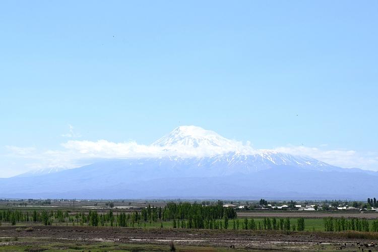 Mount Ararat (Illustration) - Ancient History Encyclopedia