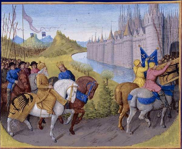 Αποτέλεσμα εικόνας για second crusade