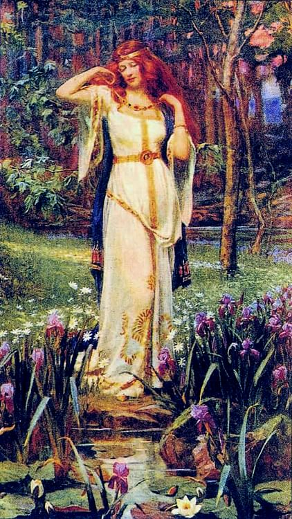 Freyja (James Doyle Penrose (1862-1932))