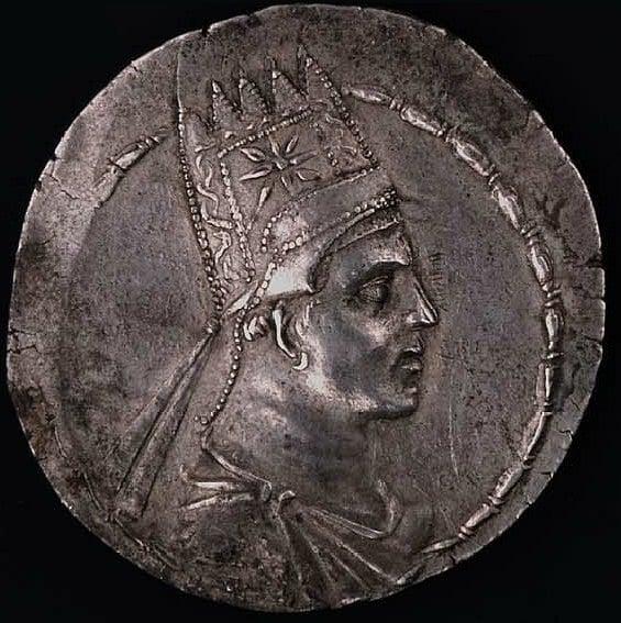King Artavasdes II (Aryamahasattva)