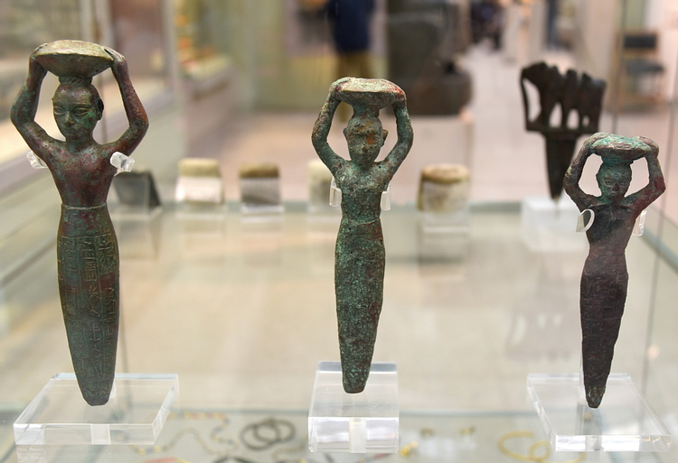 Mesopotamian Foundation Figurines