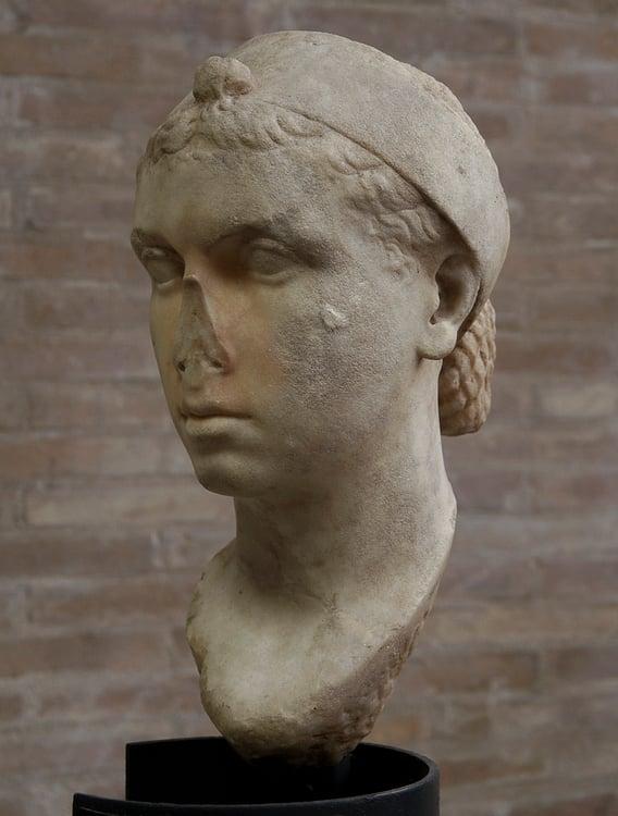 Retrato romano de Cleopatra (Sergey Sosnovskiy)