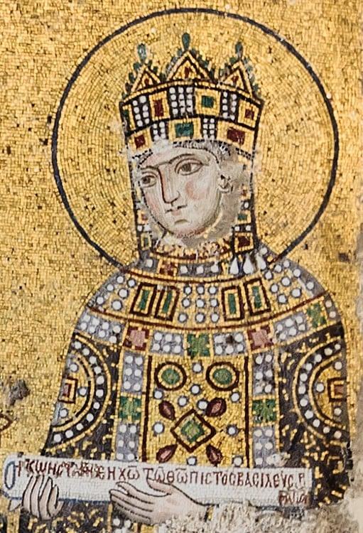 Emperatriz bizantina Zoe (Myrabella)