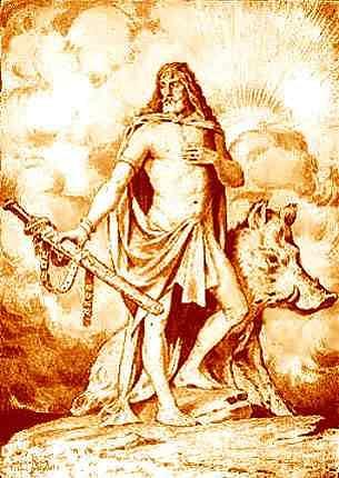Freyr - Ancient History Encyclopedia