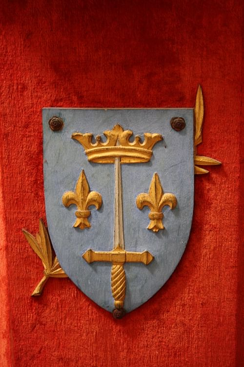 Coat of Arms of Joan of Arc ()