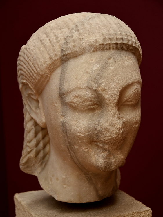 Head of a Greek Youth