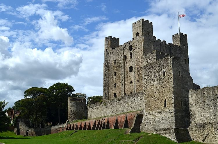 Castillo de Rochester (Michael Kooiman)