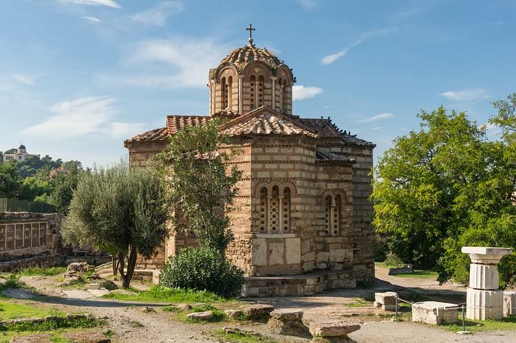 Byzantine Architecture - Ancient History Encyclopedia