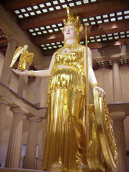 Goddess athena domination