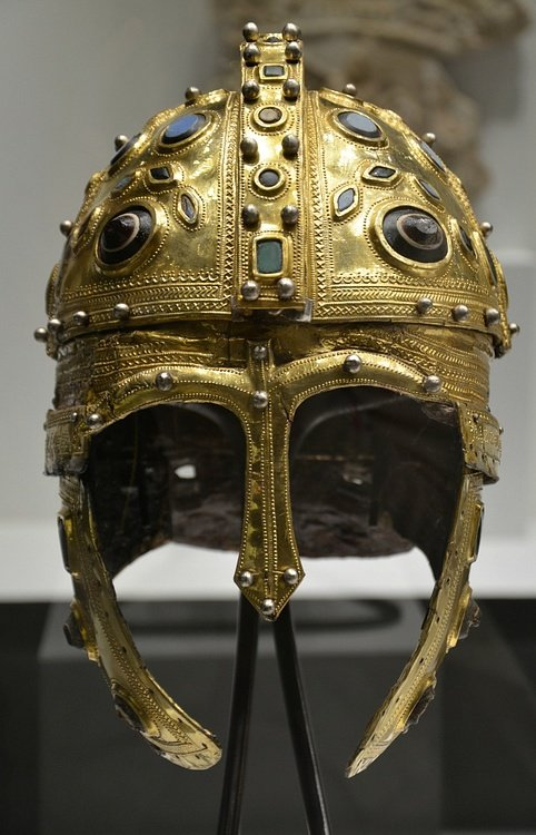 Late Roman Ridge Helmet