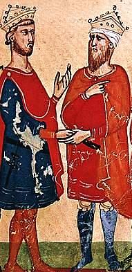 Frederick II & Al-Kamil