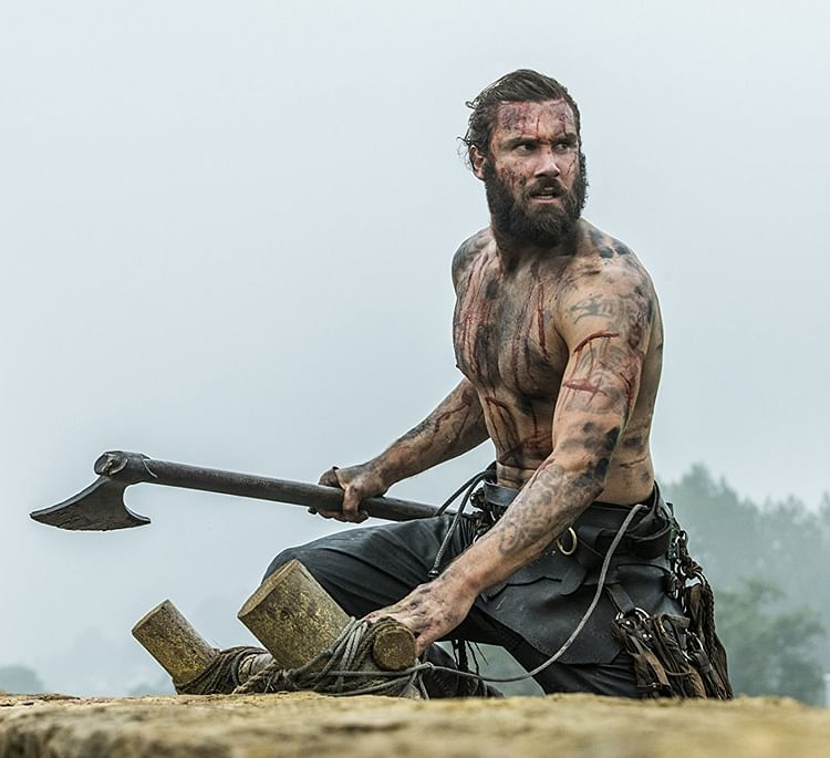 Clive Standen as Rollo of Normandy
