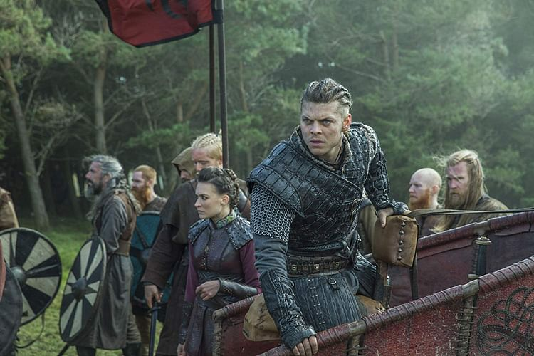 Alex Hoegh Andersen as Ivar the Boneless