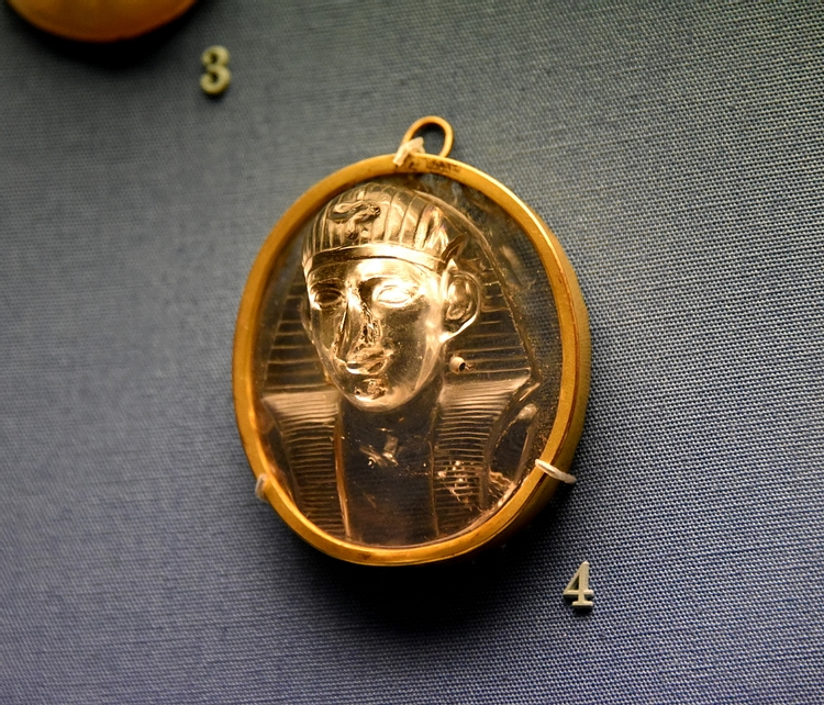 Cameo of an Egyptian King