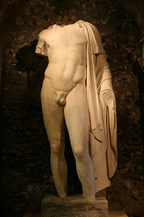 Statue of Vejovis