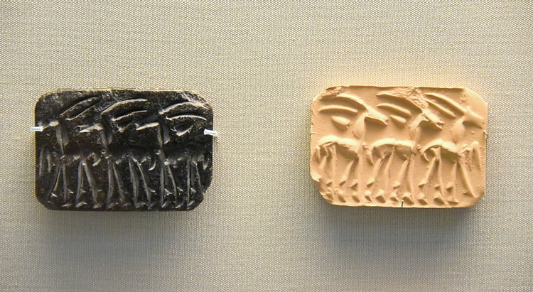 Chalcolithic Stamp Seals